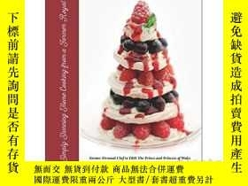 二手書博民逛書店The罕見Royal Touch: Simply Stunning Home Cooking From A Roy