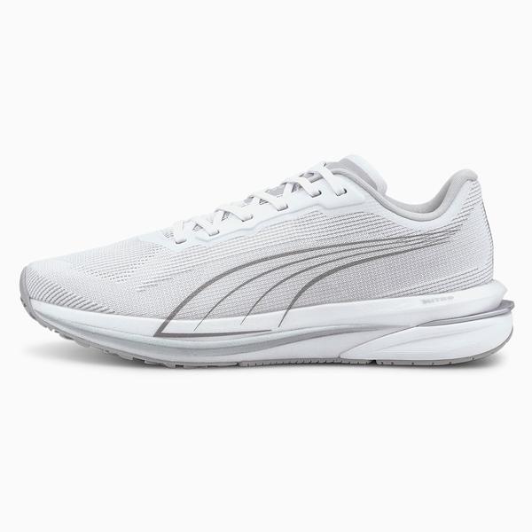 PUMA Velocity Nitro COOLadapt 女鞋 慢跑 緩震 輕量 網布 白【運動世界】37606901