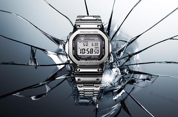 【限定商品】CASIO 卡西歐 GMW-B5000D-1 / G-SHOCK系列 原廠公司貨