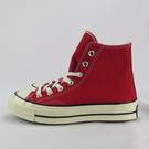 【iSport愛運動】Converse One Star 三星標 帆布 膠底運動鞋 164944C 大紅 男女款