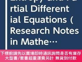 二手書博民逛書店Entropy罕見And Partial Differential EquationsY255174 Will