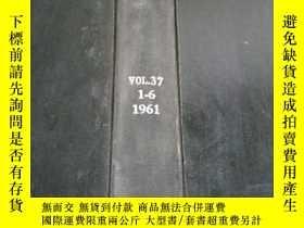 二手書博民逛書店the罕見refractories journal vol37