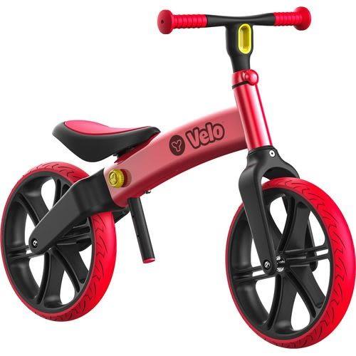哈樂維 Holiway Velo Refresh 12吋平衡滑步車-悠遊款-珊瑚紅贈日本動物燈(隨機出貨)[衛立兒生活館]