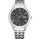 CITIZEN 星辰 羅馬紳士機械腕錶 NH7501-85H