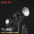 黑熊館 Godox 神牛 VL300 白光室內室外兩用LED棚燈 攝影燈 外拍燈 棚燈 靜物拍攝 視頻拍攝 採訪佈光