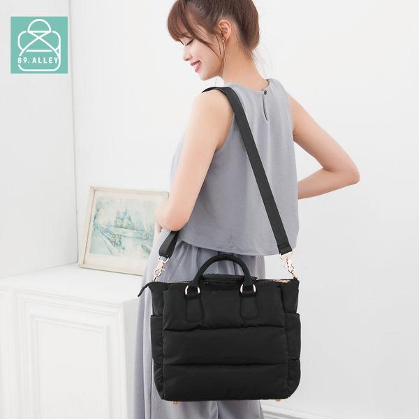 防潑水兩用空氣側背包