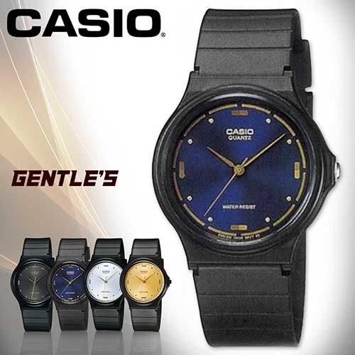 CASIO手錶專賣店 卡西歐 MQ-76-2A 男錶 中性錶 壓克力鏡面 學生必備 指針 數字 塑膠錶殼 橡膠錶帶