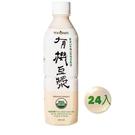 [統洋TOPMOST]有機黃豆漿(微糖)/450ml*24入/箱