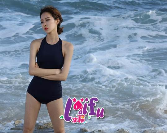 ★依芝鎂★C853泳衣桃娜挖腰連身泳衣泳衣游泳衣泳裝正品,售價880元