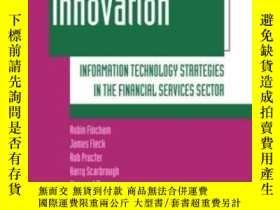 二手書博民逛書店Expertise罕見And Innovation: Information Technology Strateg
