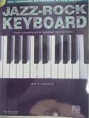 【書寶二手書T7/音樂_DW6】爵士搖滾鍵盤教學譜附CD