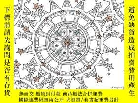 二手書博民逛書店The罕見Time Chamber: A Magical Story and Coloring Book 時間密室