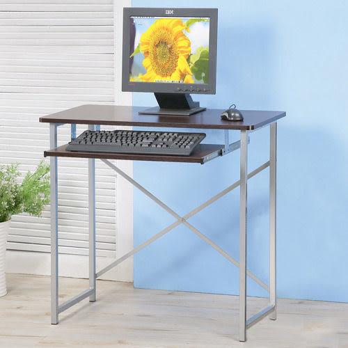 《YoStyle》超值電腦桌 工作桌 書桌 NB桌 辦公桌 (胡桃色)
