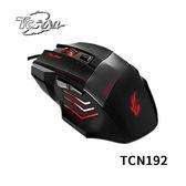 T.C.STAR 極速快感 6D光學電競滑鼠 怪獸e系 M1 (TCN192) 紅色