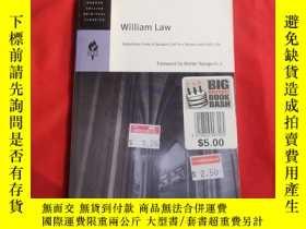 二手書博民逛書店william罕見Law SeIections from A serious CaII to a devout a