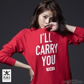 STAYREAL PLAN A I will carry you厚棉T
