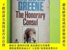 二手書博民逛書店The罕見Honorary Consul(為避免爭議,定為七品)Y146830 Graham Greene W