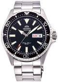 【分期0利率】ORIENT 東方錶 黑水鬼 藍寶石水晶鏡面 自動上鏈 機械錶 潛水錶 公司貨 RA-AA0001B