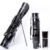 新款時尚潮流大容量高爾夫球包男士槍包支架包半套球桿袋桶包輕便攜帶 js6455『miss洛羽』