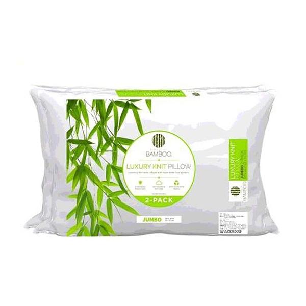 [COSCO代購] C130734 Essence of Bamboo 竹纖維舒適枕 2入組 51 X 71公分