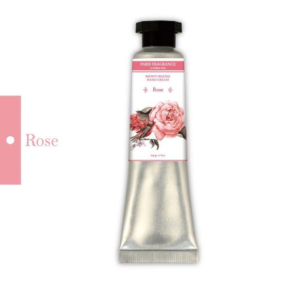 【paris fragrance巴黎香氛】摩洛哥玫瑰膠原護手霜35G