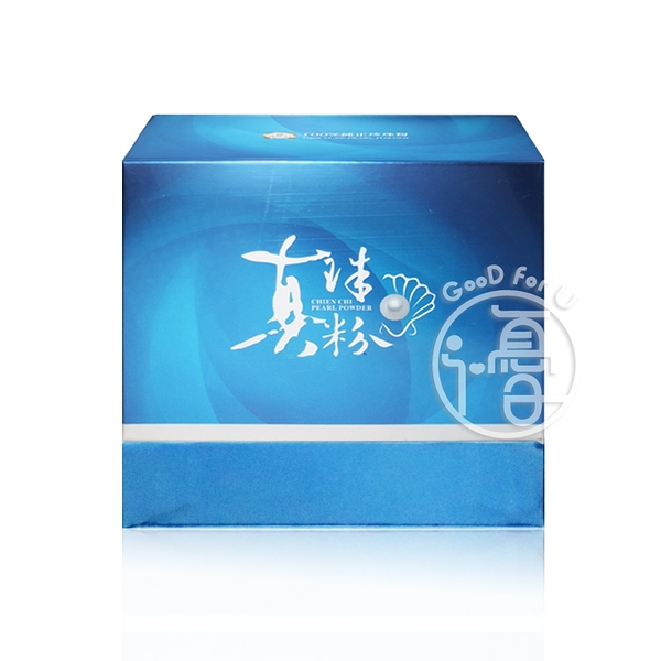 BEAUTY小舖 100%千琦珍珠粉(60g/ 罐)/ 盒【i -優】