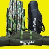 二層三層魚護包防水漁護包漁具包魚桿包垂釣包釣魚包【新品熱賣】LX
