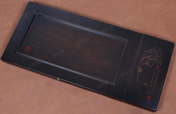 金隆嘉GSE-04A 小蘭香 精品整塊檀木茶盤