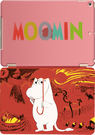 【Moomin】彗星來襲(紅)-iPad保護殼