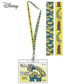 日本限定 迪士尼 玩具總動員 三眼怪 掛繩頸帶  票卡夾 / 識別證 卡套
