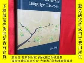 二手書博民逛書店Silence罕見in the Second Language