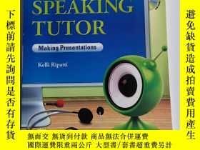 二手書博民逛書店SPEAKING罕見TUTOR 3B Making PresentationsY201150 Kelly Ri