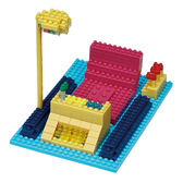 《 Nano Block 迷你積木 》NBCC_076 時光機╭★ JOYBUS玩具百貨