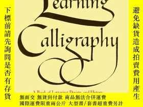 二手書博民逛書店Learning罕見CalligraphyY255562 Margaret Shepherd Macmilla