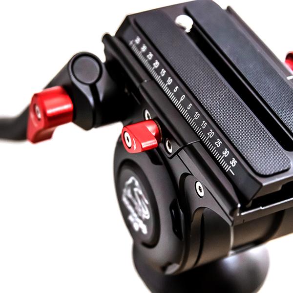 ◎相機專家◎ iFootage Komodo K5 油壓雲台 油壓阻泥 Cobra 2 適用 雲台 載重5kg 公司貨