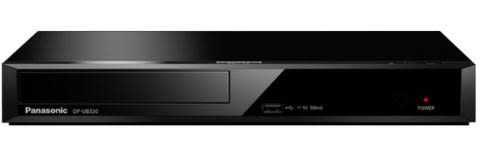 【Panasonic 國際牌】4K Ultra HD藍光播放機(DP-UB320-K)