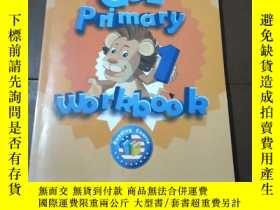 二手書博民逛書店GCE罕見primary workbobookY22128 GC