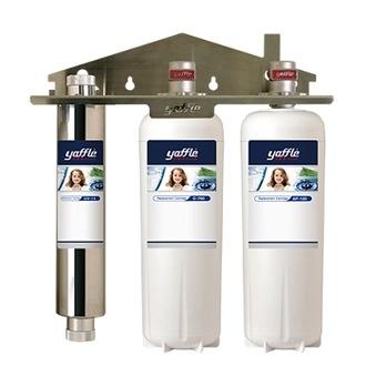 yaffle亞爾浦WF-720 UV 為歐、美、日、台等多國嚴格檢驗合格的淨水設備 紫外線殺菌系列