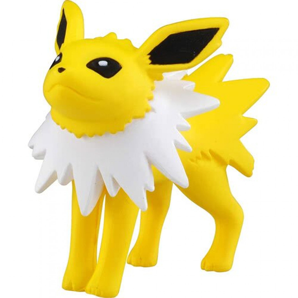 《 Pokemon 》PCC_60雷伊布 / JOYBUS玩具百貨