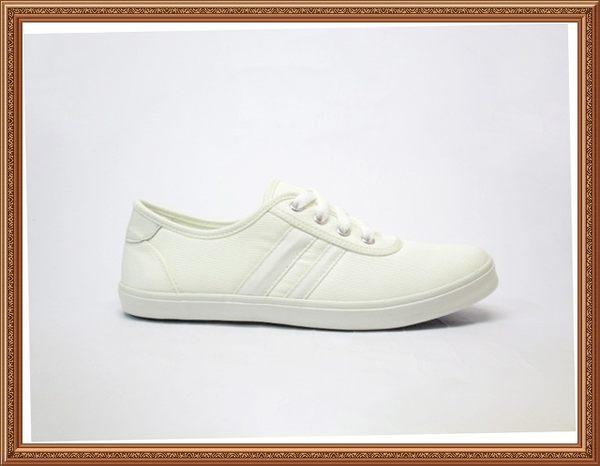 ★040+1 ❤ 愛麗絲的最愛☆❤台灣製~舒適好走春春洋溢線條設計綁帶帆布鞋/休閒鞋