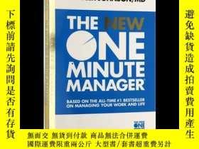 二手書博民逛書店The罕見New One Minute Manager 英文原版
