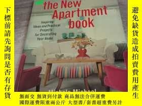 二手書博民逛書店The罕見new apartment bookY154919