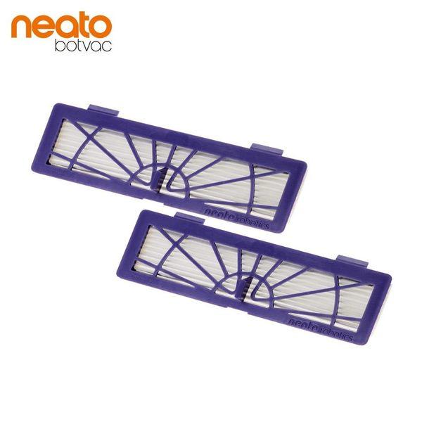 【美國 Neato】Botvac 系列 原廠 專用高效能 HEPA 濾網 (2片)