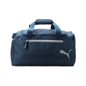 PUMA FUNDAMENTALS SPORTS DUFFLE BAG 旅行袋 藍 075527-13