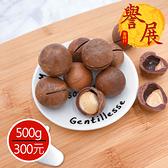 【譽展蜜餞】帶殼夏威夷豆 500g/300元