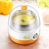 蛋器家用迷你蒸蛋器 小型早餐雞蛋羹機多功能自動斷電神器(行衣)
