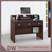 【多瓦娜】19058-627002 安寶耐磨胡桃4尺電腦辦公桌(A40)