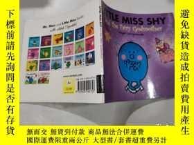 二手書博民逛書店little罕見miss shy:小害羞小姐Y212829
