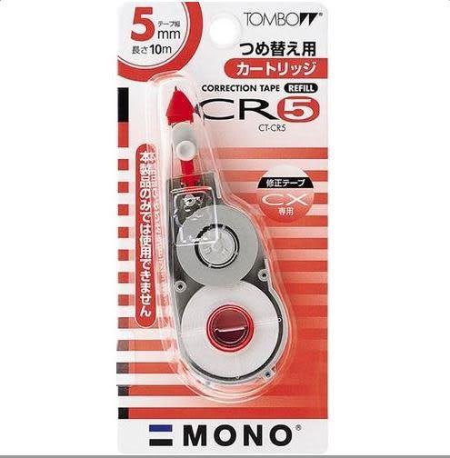 《☆享亮商城☆》CT-CR5 修正帶替蕊  TOMBOW