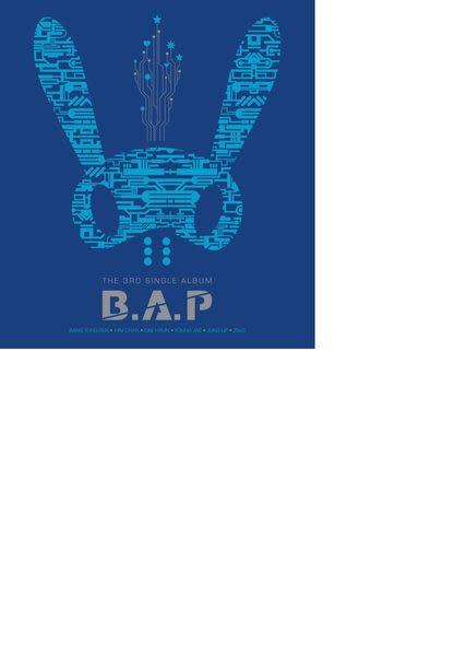 B.A.P  Stop It   CD (音樂影片購)